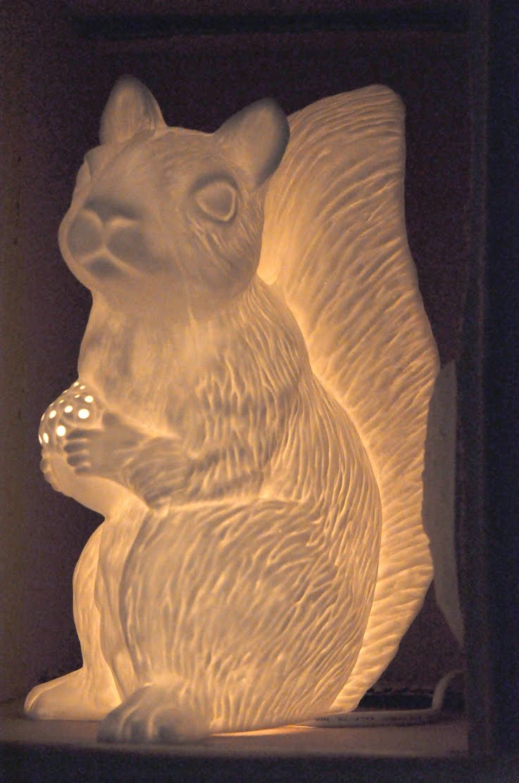 Owl Lamp $99Au RRP Squirrel Lamp $119Au RRP Rabbit Lamp 129Au RRP